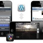 WordPress App für iOS unterstützt nun Camera+