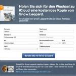 Gratis Snow Leopard von Apple für MobileMe Nutzer