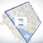 Google Cube: Labyrinth Spiel auf Basis von Google Maps