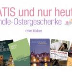 Amazon verschenkt heute 6 digitale Bücher zu Ostern