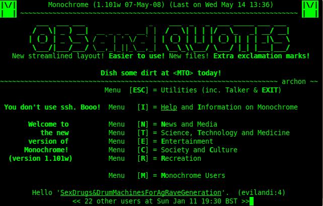 Google BBS: 8-Bit Suche wie 1990 - iFrick.ch - Nothing but
