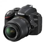 Nikon D3200: 24MP Einsteiger DSLR mit App Steuerung