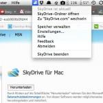Microsoft SkyDrive: Software für Windows, Mac & iOS