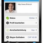 Skype für iOS: Version 4.0 bringt neues Design