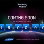 Samsung zeigt Montag um 13 Uhr etwas Neues