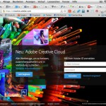Adobe Creative Cloud startet
