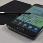 Samsung Galaxy Note erhält Ice Cream Sandwich