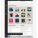 Spotify für iPad erschienen