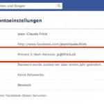 Facebook ändert eure Kontakt E-Mail Einstellungen – Ändern einfach möglich