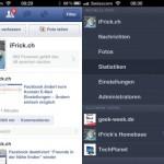Facebook Pages Manager für iOS auch bei uns erhältlich