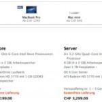 Neuer Mac Pro: Kein USB 3 & kein Thunderbolt Anschluss