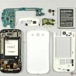 Samsung Galaxy SIII zerlegt: Gleiche Kamera wie iPhone 4S