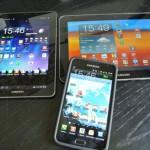 Samsung Galaxy Tablets erhalten Android 4 ICS ab Juli