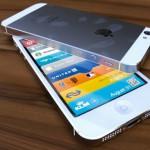 iPhone 5: So könnte das Gerät in weiss aussehen