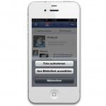 Facebook Pages Manager kann nun auch mit Fotos umgehen