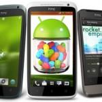 HTC bestätigt Updates auf Android Jelly Bean für One X & S