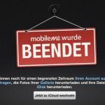 Apple schliesst MobileMe und lässt Hintertür offen