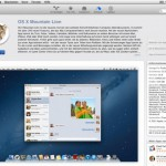 OS X Mountain Lion ist da: Download via Mac App Store