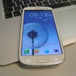 Samsung Galaxy S3: Update entfernt lokale Suche