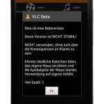VLC Media Player endlich auch für Android erhältlich