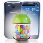 Android 4.1 Jelly Bean für Samsung Galaxy S3 wird ausgerollt