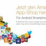 Amazon App Store startet in Deutschland – Schweiz nicht dabei
