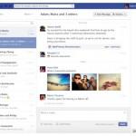 Facebook bringt neue Nachrichten Ansicht und Tastatur-Shortcuts