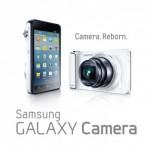 Samsung stellt Galaxy Kamera mit Android 4.1 vor