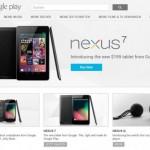 Google Nexus 7 Tablet ab sofort in Deutschland erhältlich