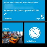 Nokia & Microsoft laden am 5. September zum Windows Phone 8 Event