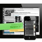 Update für iOS WordPress App bringt neues Userinterface