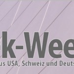 Geek-Week Podcast #97 – LeWeb in Paris & jammernde Zeitungsverleger