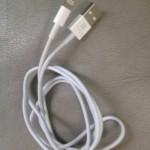 "iPhone 5: Neuer Dock Connector heisst ""Lightning"", neue Kopfhörer ""Earpods"""