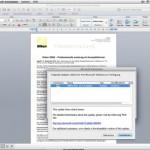 Update: Microsoft Office 2011 unterstützt nun auch das Retina Display