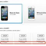 iPhone 5: Lieferzeit in den USA steigt auf 4 Wochen
