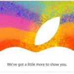 iPad Mini: Apple verschickt Einladung für den 23. Oktober