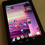 Nexus 7 Tablet: Android 4.1.2 Update bringt Landscape Modus