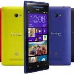 HTC 8x und 8s: Windows Phone 8 Smartphones können vorbestellt werden