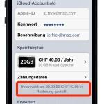 Gratis iCloud Abo bis 2050 dank Apple Fehler