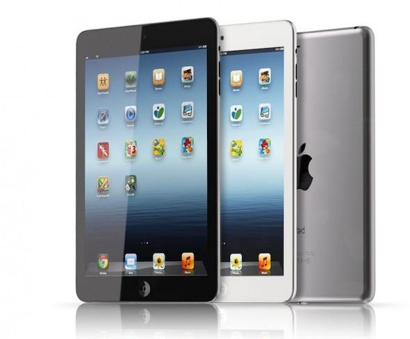 iPad Mini Media Markt listet Geräte und Preise im Warensystem