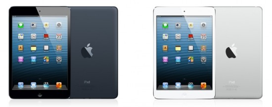 iPad Mini front and back