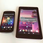 Google rollt Android 4.2 für Nexus 7 & Galaxy Nexus aus