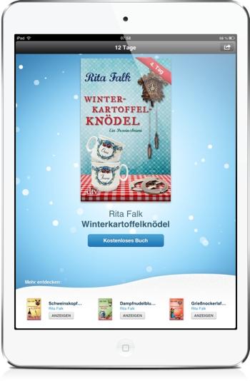 12 Tage Geschenke Day 4 iPad Mini