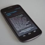 Galaxy Nexus bekommt Android 4.2.1 Update – Speed kommt zurück