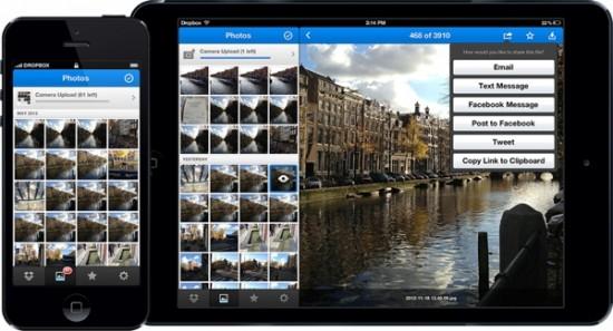 Dropbox 2_0 for iOS