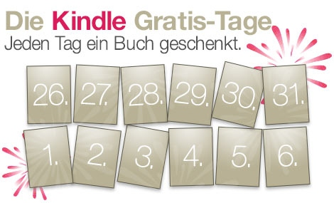 Kindle X-Mas Aktion
