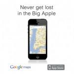 Witzige Google Maps Werbung