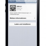 Apple veröffentlicht iOS 6.1 – Download Links