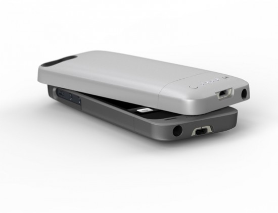 Mophie Juice Pack for iPhone 5 both