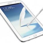 Samsung stellt Galaxy Note 8.0 mit Voice Call vor